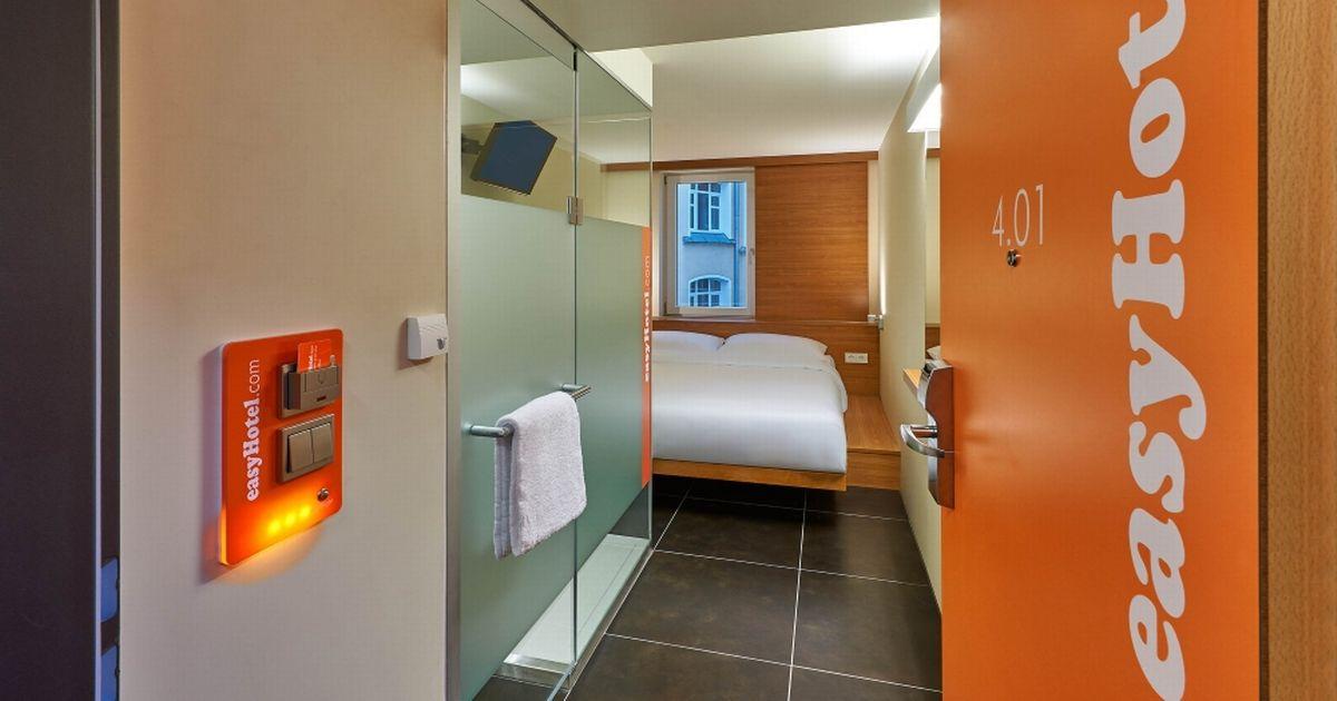 Easyhotel Rolls Out Orange Carpet Opening Manchester Hotel