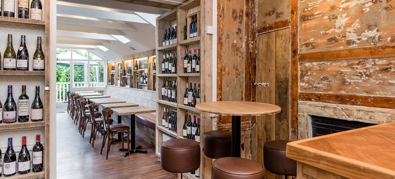 Corkage opens Second Site on Chapel Row, Bath