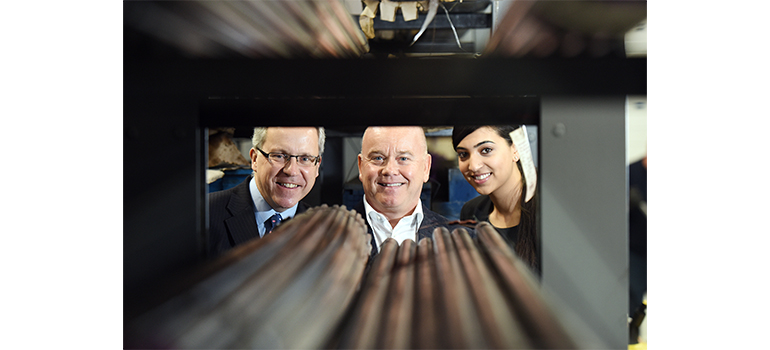 Midland Bright Steels set for growth following HSBC funding